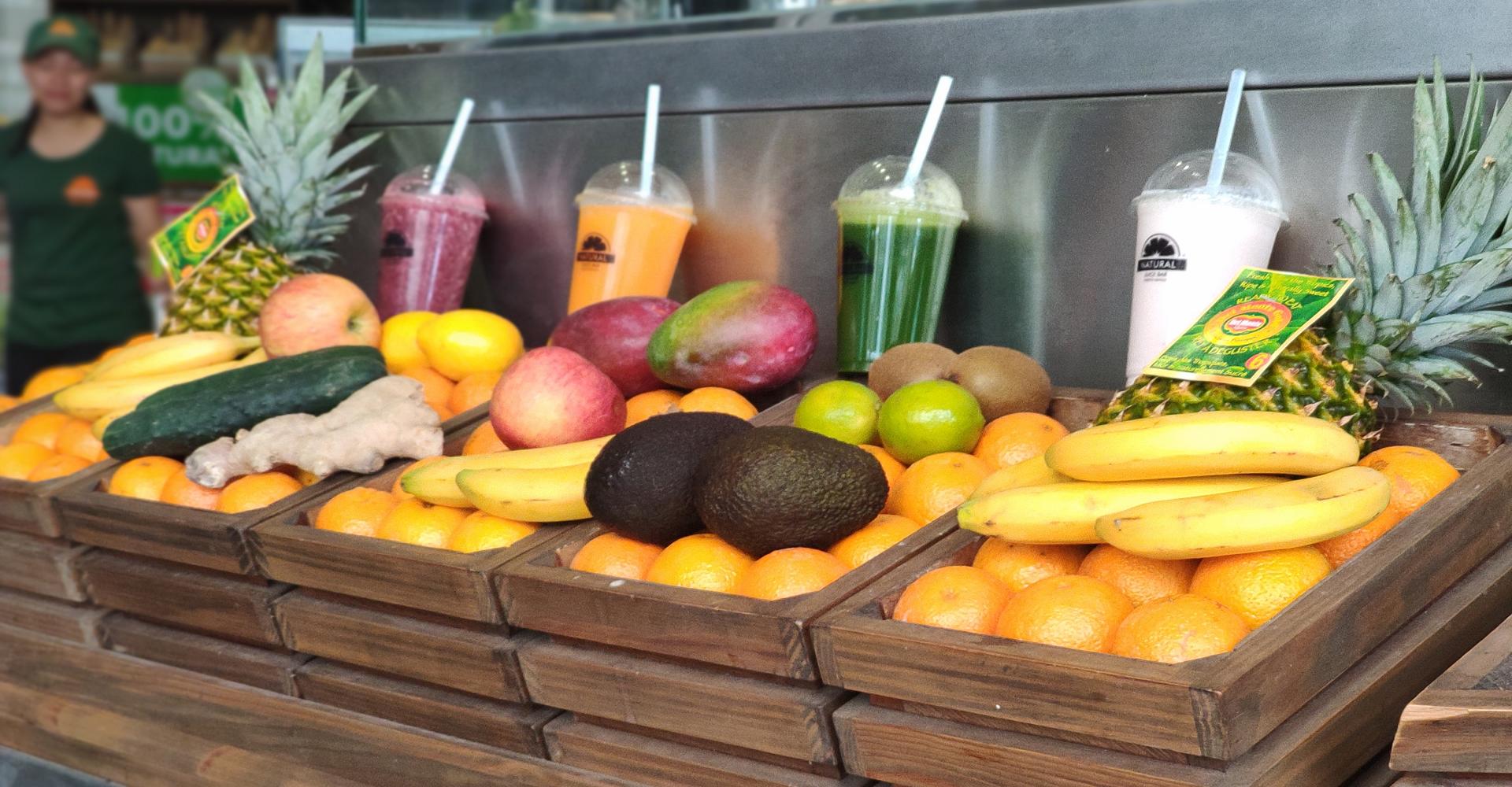 Natural Juice Bar - Puerto Banús